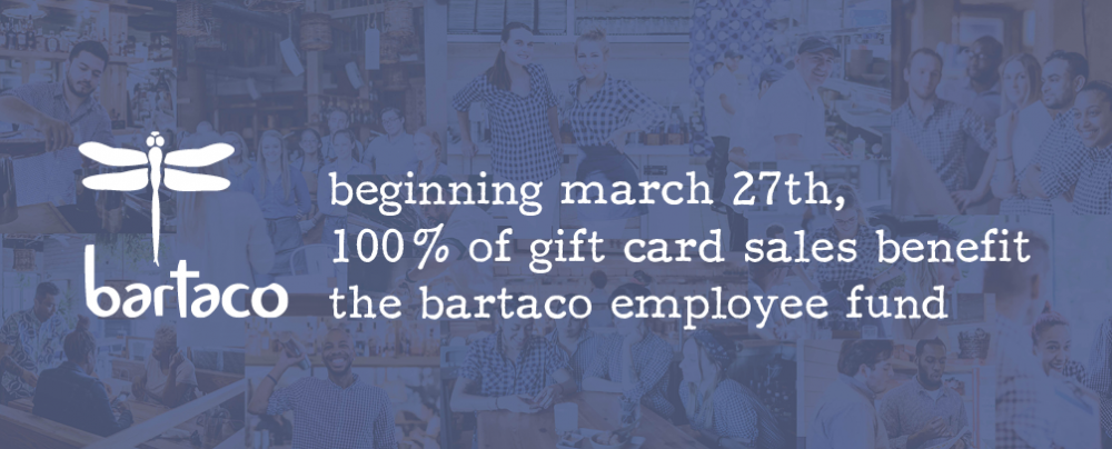 help support the #bartacofamily 1