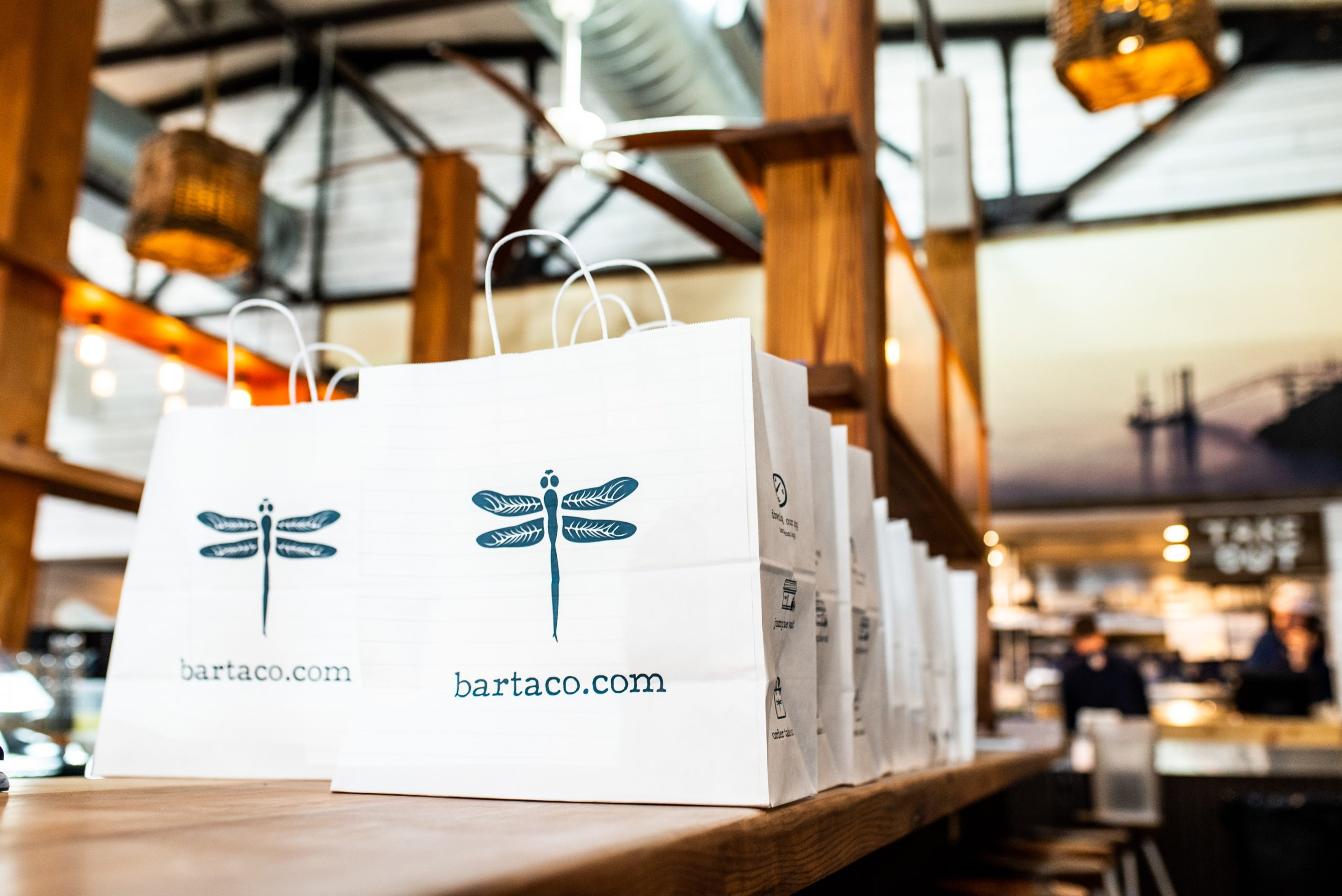 bartaco is now available for delivery in New Haven. From our signature guac + salsa + chips to a variety of scratch-made tacos [for meat lovers + veggie lovers alike], to flavorful sides plus kids' meals and desserts, our menu is full of bold flavors everyone will love. Order now on Uber Eats or DoorDash and enjoy #bartacoathome.