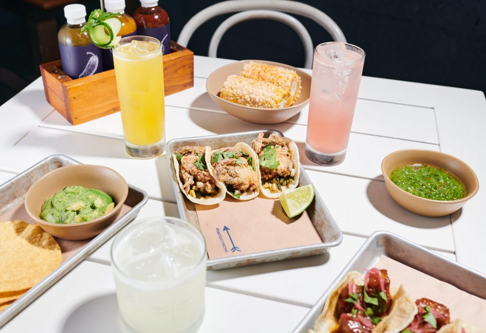send off summer with the #bartacosecret crispy soft-shell crab taco 1